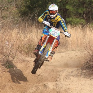 Josh Toth 11th OA Full Gas Sprint Enduro rd 1 (photo by Will Wooten)