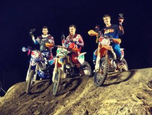 "Josh Toth 1st overall ""EnduroCross Extreme"""