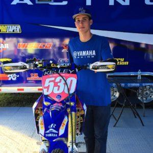 Ben Kelley, Ampro Factory Yamaha YZ450FX